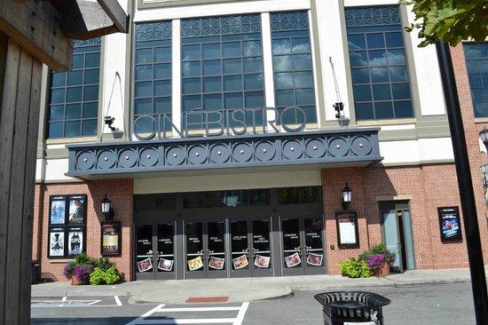 CineBistro at Peninsula Town Center: Exterior
