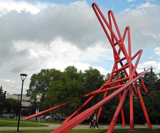 Spire Sculpture