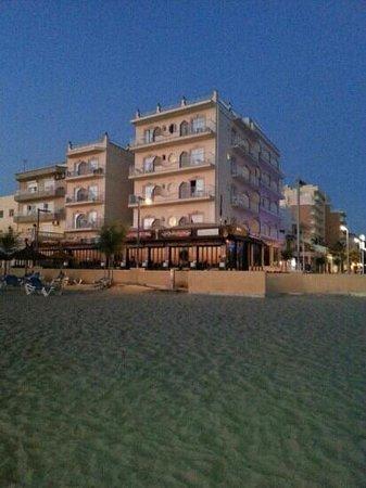 Hotel JS Horitzo: front