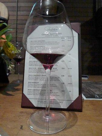 Trefethen Family Vineyards: Loved the wines