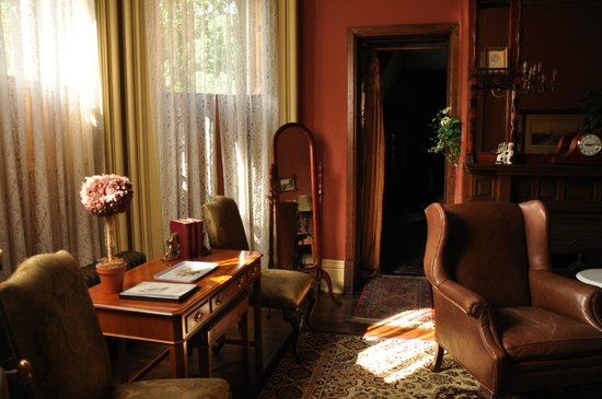 Harry Packer Mansion Inn: Harry Packer's Suite