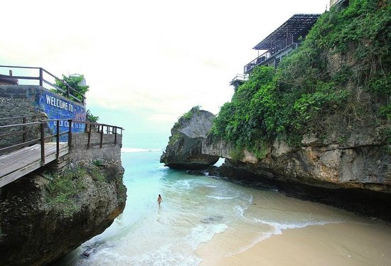 Ungasan, Indonesia: beach view