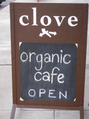 Clove Organic Cafe: Clove Organics Mildura