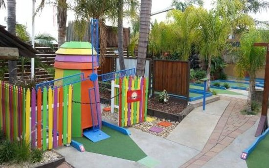 Putt Putt Family Fun Centre: Putt Putt Mildura - Our Daughter's Birthday