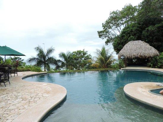 LagunaVista Villas: Huge pool