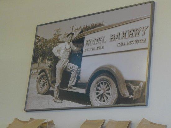 The Model Bakery: Model Bakery history