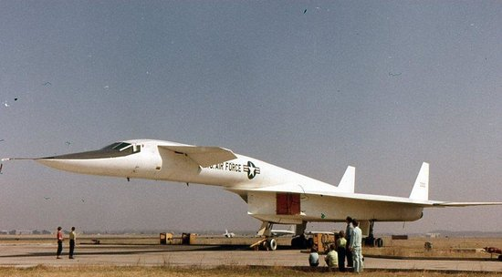 North American Rockwell XB 70 Valkyrie bomber Picture of