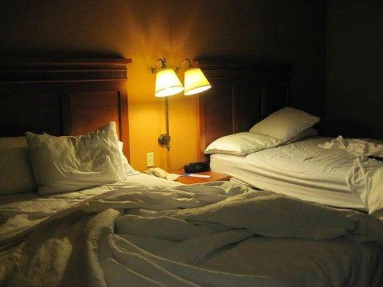 Hampton Inn by Hilton Guadalajara-Aeropuerto: High beds