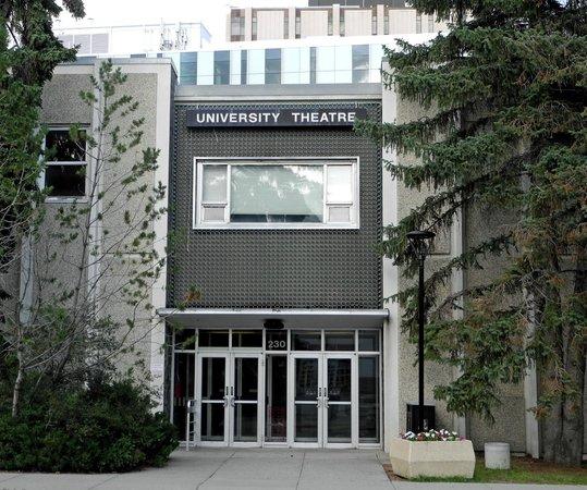 University Theatre - University of Calgary
