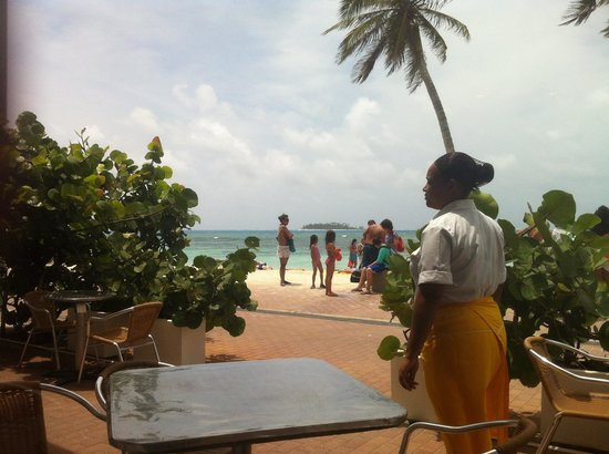 Sea Watch Cafe: Un lindo lugar en la isla