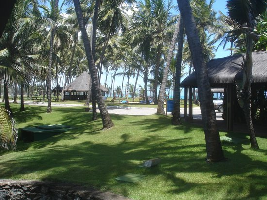Jatiuca Hotel & Resort: Jardins do resort