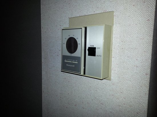 The Avalon Hotel and Conference Center: Broken Thermostat