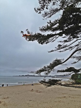 Pelican Point Inn: Twin Lakes Beach