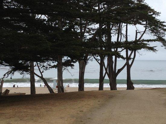 Pelican Point Inn: Twine Lakes Beach
