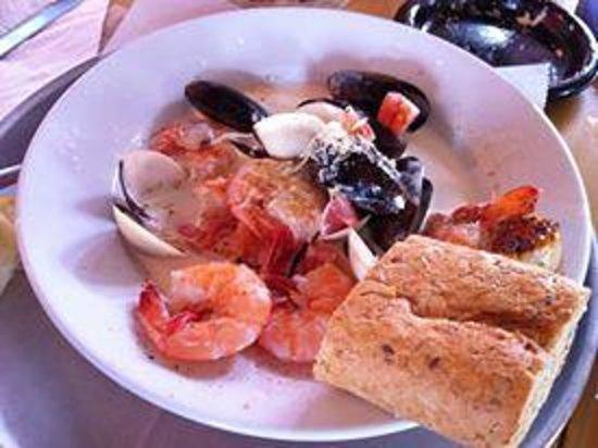 Folly Beach Crab Shack: Toogoodoo Stew