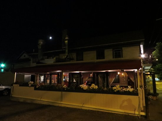 Maxie's Supper Club and Oyster Bar : Late night dining