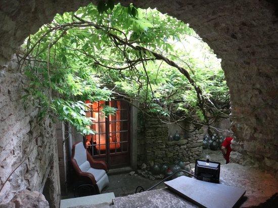 Cabalus Courtyard