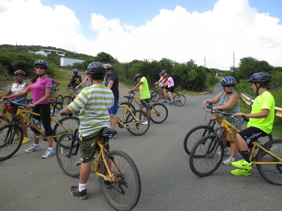 Water Island Adventures: A memorable cycling adventure