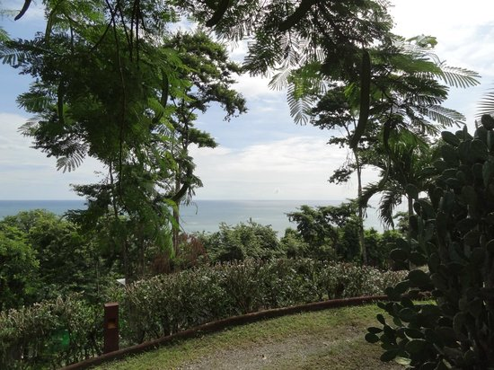 Hotel Vista de Olas: view from villa #4