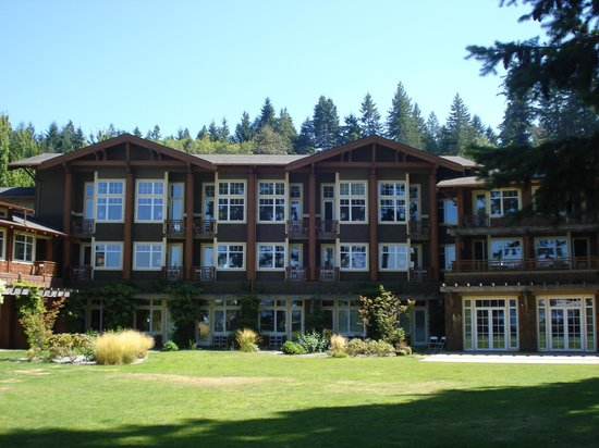 Alderbrook Resort & Spa: resort