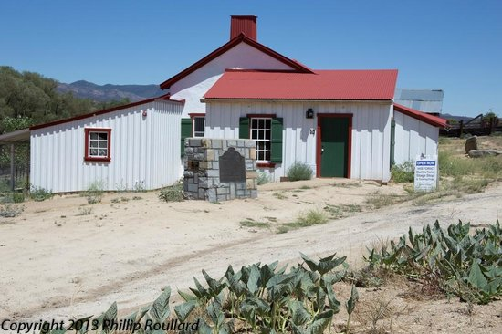 Warner Carrillo Ranch House: 1857 Warner-Carrillo Ranch House Highway 79
