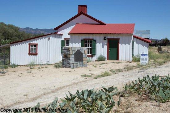 Warner Carrillo Ranch House
