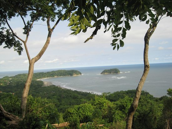 Samara Trails: Best view in Playa Samara