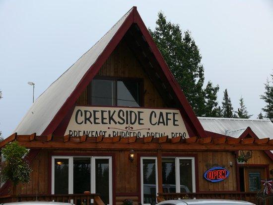 McKinley Creekside Cafe : Creekside Cafe