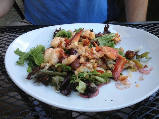 Adriatic: Lobster Cobb Salad