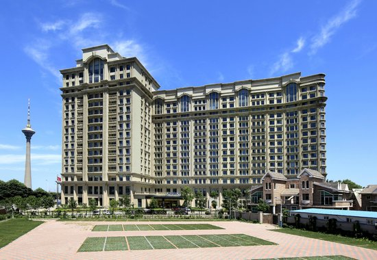 Ariva Tianjin Binhai Serviced Apartment