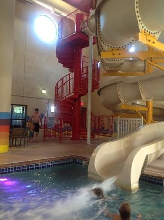 Best Western Plus Ramkota Hotel The Fun Slide