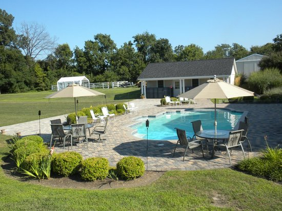 Maria S Love Point Bed Breakfast Stevensville Md