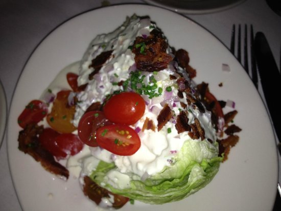 Brannan's Grill : Wedge Salad