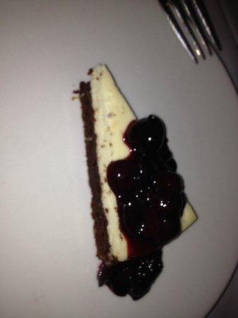 Brannan's Grill: Cheesecake