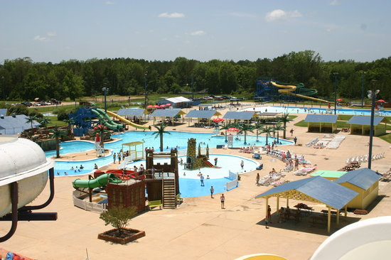 Shreveport, Луизиана: Splash Kingdom