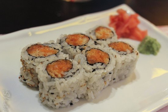Asian Bistro: Spicy Salmon