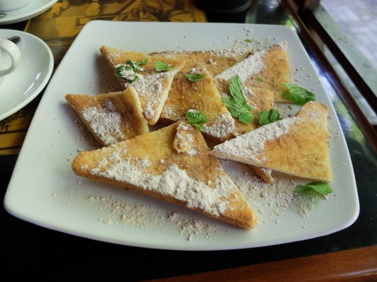 The Porch Cafe: Cinnamon Toast