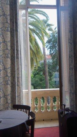 Hotel Imperial : A cute little balcony