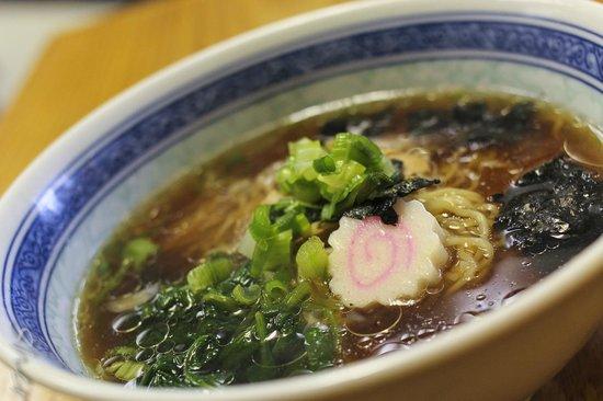 Yama Japanese Restaurant: Shoyu Ramen