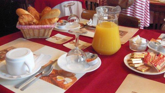 Hotel Imperial: Breakfast!