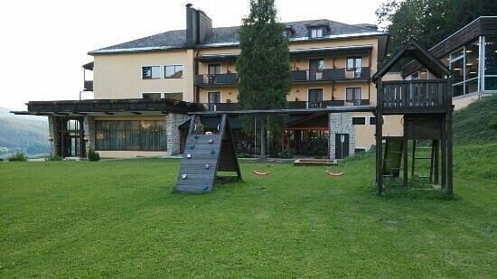 Alpenhof Hotel Semmering : playground