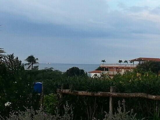 Puerto Piritu, Venezuela: Las Isletas vistas desde La Posada de la Playa