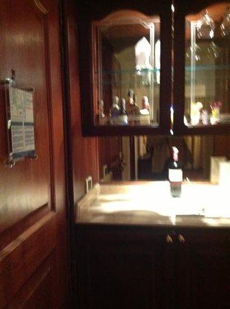 Exe Santafe Boutique Hotel: bar