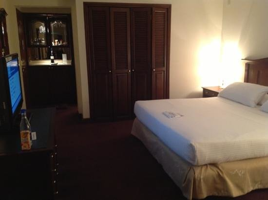 Exe Santafe Boutique Hotel : hab doble piso 5