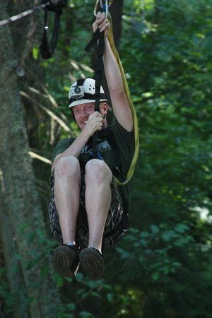 Canopy Tours Northwest: Zip Lining fun!