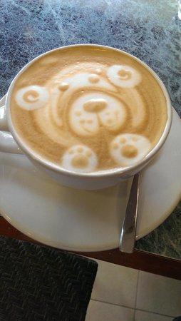 Ah Cacao Chocolate Cafe : Bear