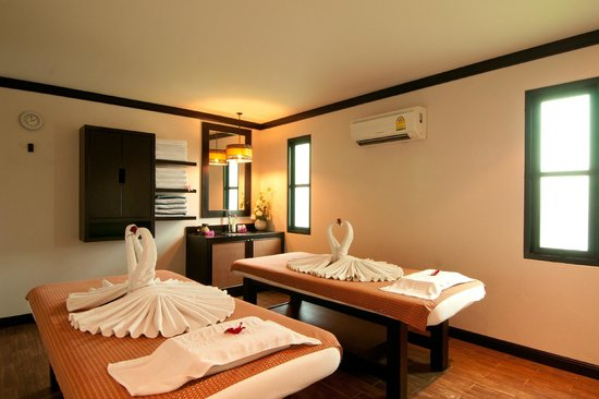 Orientala spa: Private room