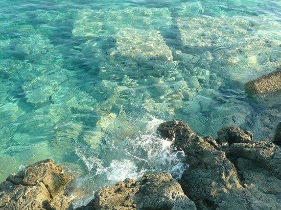 Iliostasi Beach Apartments: Море там шикарное чистое ласковое