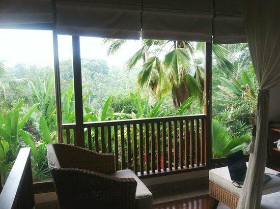 Umah Lu'ung: room/villa view