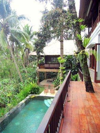 Umah Lu'ung: villa overview